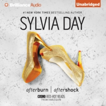 Afterburn & Aftershock : Cosmo Red-Hot Reads from Harlequin, eAudiobook MP3 eaudioBook