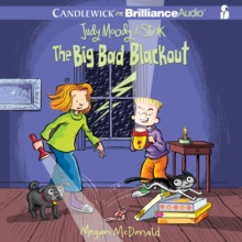 Judy Moody & Stink: The Big Bad Blackout, eAudiobook MP3 eaudioBook