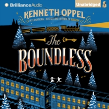 The Boundless, eAudiobook MP3 eaudioBook