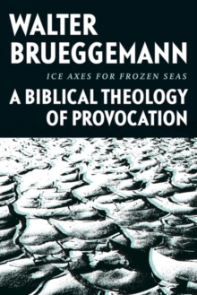Ice Axes for Frozen Seas : A Biblical Theology of Provocation, Hardback Book