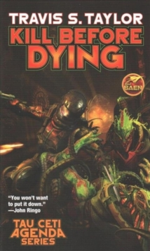KILL BEFORE DYING, Paperback Book