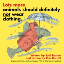 Lots More Animals Should Definitely Not Wear Clothing., Hardback Book