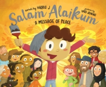 Salam Alaikum : A Message of Peace, Hardback Book