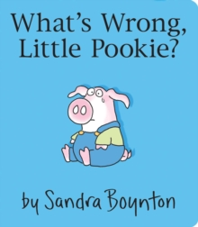 What's Wrong, Little Pookie?, Board book Book