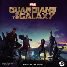 Marvel's Guardians of the Galaxy, eAudiobook MP3 eaudioBook