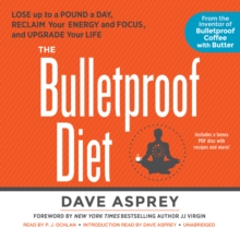 The Bulletproof Diet, eAudiobook MP3 eaudioBook