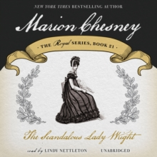 The Scandalous Lady Wright, eAudiobook MP3 eaudioBook