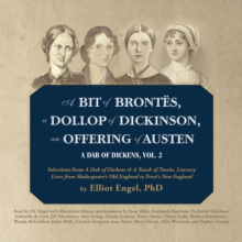 A Bit of Brontes, a Dollop of Dickinson, an Offering of Austen, eAudiobook MP3 eaudioBook