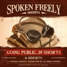 A Society, eAudiobook MP3 eaudioBook
