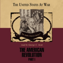 The American Revolution, Part 1, MP3 eaudioBook