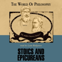 Stoics and Epicureans, eAudiobook MP3 eaudioBook