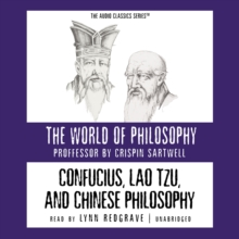 Confucius, Lao Tzu, and Chinese Philosophy, eAudiobook MP3 eaudioBook