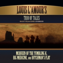 Louis L'Amour's Trio of Tales, eAudiobook MP3 eaudioBook