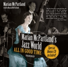 Marian McPartland's Jazz World, eAudiobook MP3 eaudioBook