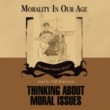 Thinking about Moral Issues, MP3 eaudioBook