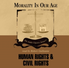 Human Rights and Civil Rights, eAudiobook MP3 eaudioBook