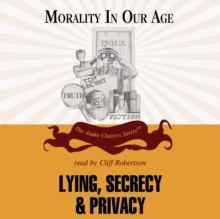 Lying, Secrecy, and Privacy, MP3 eaudioBook
