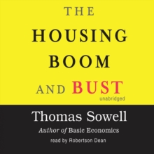 The Housing Boom and Bust, eAudiobook MP3 eaudioBook