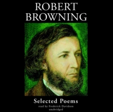 Robert Browning : Selected Poems, MP3 eaudioBook
