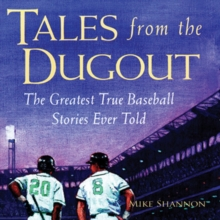 Tales from the Dugout, eAudiobook MP3 eaudioBook