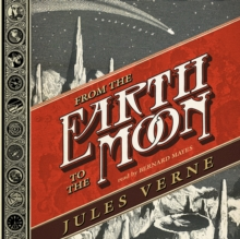From the Earth to the Moon, eAudiobook MP3 eaudioBook
