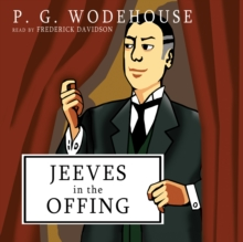 Jeeves in the Offing, eAudiobook MP3 eaudioBook