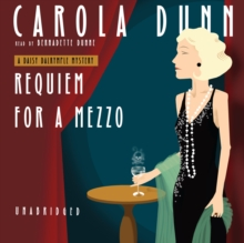 Requiem for a Mezzo, eAudiobook MP3 eaudioBook