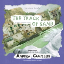 The Track of Sand : An Inspector Montalbano Mystery, MP3 eaudioBook