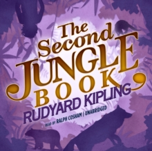 The Second Jungle Book, MP3 eaudioBook