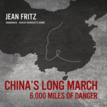 China's Long March, eAudiobook MP3 eaudioBook