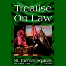 Treatise on Law, MP3 eaudioBook
