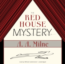 The Red House Mystery, MP3 eaudioBook