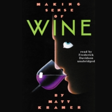 Making Sense of Wine, eAudiobook MP3 eaudioBook