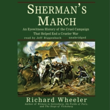 Sherman's March, eAudiobook MP3 eaudioBook