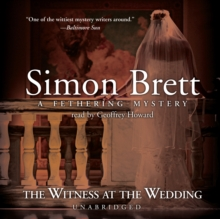 The Witness at the Wedding, MP3 eaudioBook