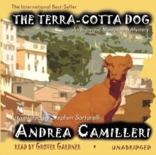 The Terra-Cotta Dog, eAudiobook MP3 eaudioBook