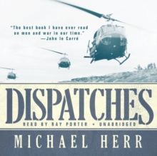 Dispatches, MP3 eaudioBook