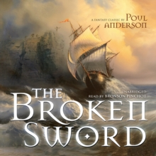 The Broken Sword, eAudiobook MP3 eaudioBook