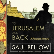 To Jerusalem and Back, eAudiobook MP3 eaudioBook