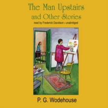 The Man Upstairs and Other Stories, eAudiobook MP3 eaudioBook