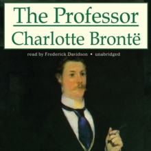 The Professor, eAudiobook MP3 eaudioBook