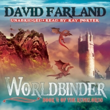 Worldbinder, MP3 eaudioBook