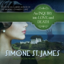 An Inquiry into Love and Death, eAudiobook MP3 eaudioBook