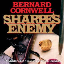 Sharpe's Enemy : Richard Sharpe and the Defense of Portugal, Christmas 1812, MP3 eaudioBook