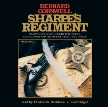 Sharpe's Regiment : Richard Sharpe and the Invasion of France, June to November 1813, MP3 eaudioBook