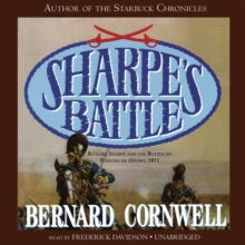 Sharpe's Battle : Richard Sharpe and the Battle of Fuentes de Onoro, May 1811, MP3 eaudioBook