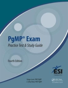 PgMP (R) Exam Practice Test and Study Guide, Paperback / softback Book