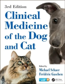 Clinical Medicine of the Dog and Cat, Third Edition, Mixed media product Book