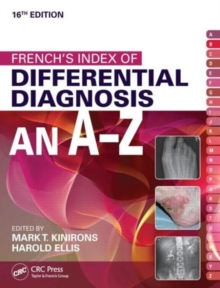 French's Index of Differential Diagnosis an A-Z, Paperback Book