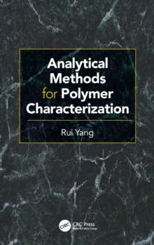 Analytical Methods for Polymer Characterization, Hardback Book